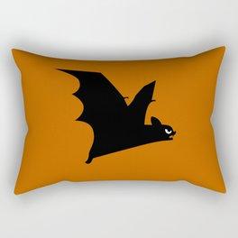 Angry Animals - Bat Rectangular Pillow