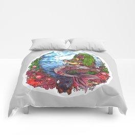 Mermaid Ceto Comforters