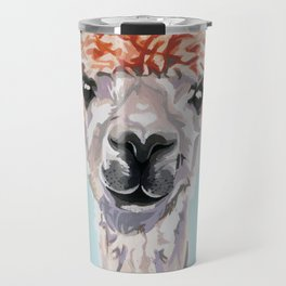 Alpaca Travel Mug