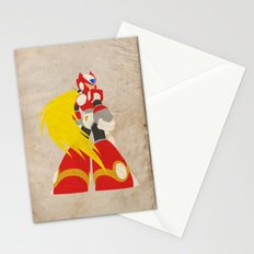I'm a Maverick (Hunter) (Megaman Zero) Stationery Cards