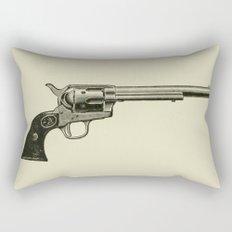 Revolver Rectangular Pillow