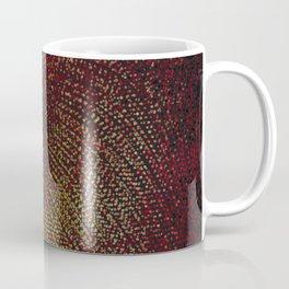 Warm Ruby Mist Coffee Mug