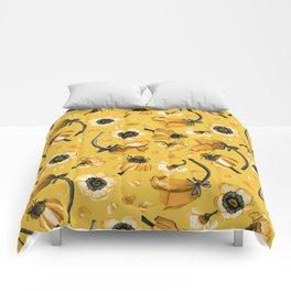 Honey Mustard Comforters