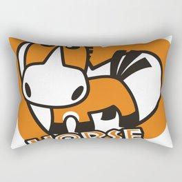 horse lovers Rectangular Pillow