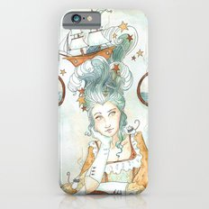 Pirate Princess Slim Case iPhone 6s