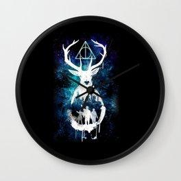 My Personal Patronus Wall Clock