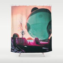 ART PLANET EGFXF22 Shower Curtain