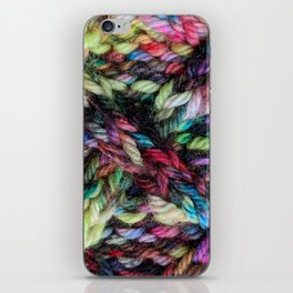 Crazy Cables iPhone Skin