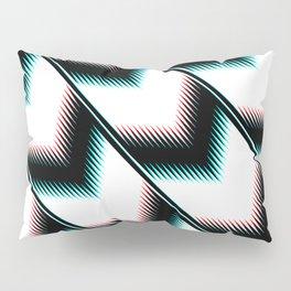 Black and white modern pattern Pillow Sham