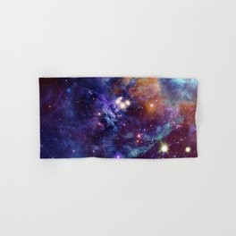 Bright nebula Hand & Bath Towel