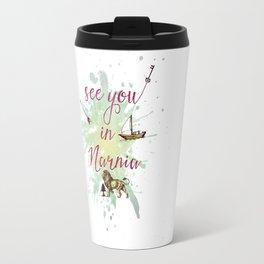 See you in Narnia Travel Mug