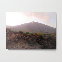 Mount Teide, Tenerife  Metal Print