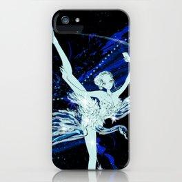 Cygnus / Leda and Swany iPhone Case