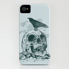 Raven's Cliff iPhone (4, 4s) Slim Case