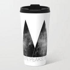 Twin Peaks, WA Travel Mug