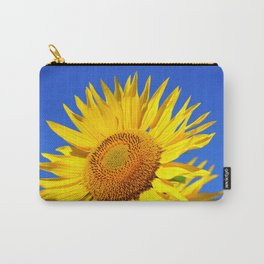 Sun Flower Carry-All Pouch