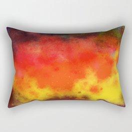 Sweet Galaxy of Color Rectangular Pillow