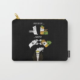 Slim Paper und Cannabis Fusion Carry-All Pouch