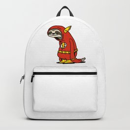 Funny Sloth Shirt The Flash The Neutral Backpack