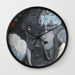 Beings  Wall Clock