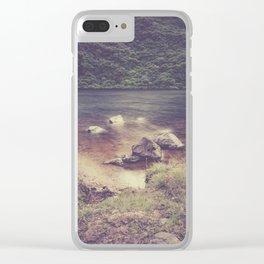 Bay Lough 1 Clear iPhone Case