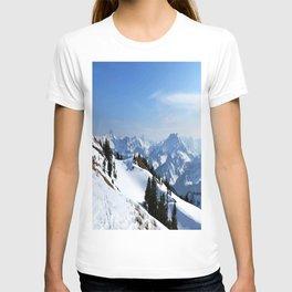 Winter Paradise in Austria T-shirt
