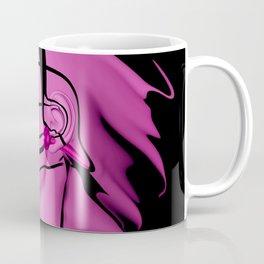 Pink Cyborg Coffee Mug