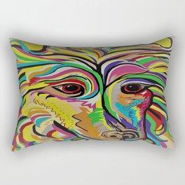 SHELTIE Rectangular Pillow