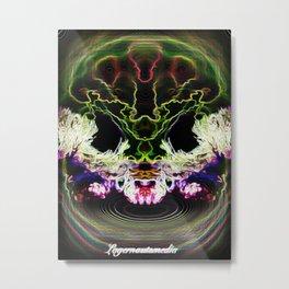 ALIEN 1 - 014 Metal Print