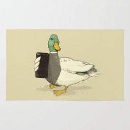 Duck Lips Rug