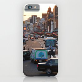 Kyoto Street View iPhone Case