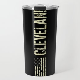 Black Flag: Cleveland Travel Mug