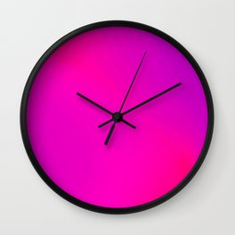 hot clouds Wall Clock