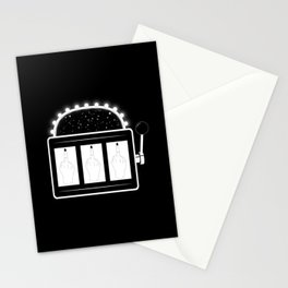 Congratulations, you won! Stationery Cards