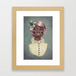 Candy Framed Art Print