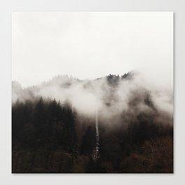 Multnomah Fog Canvas Print