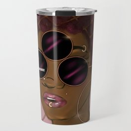Red Chyna  Travel Mug
