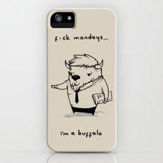 I'm a buffalo iPhone (5, 5s) Slim Case