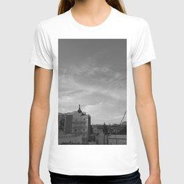 Los tejados T-shirt
