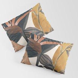 Abstract Tropical Art III Pillow Sham