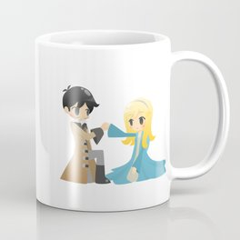 OUAT - Captain Swan Coffee Mug