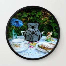 Kitschy Koala Wall Clock