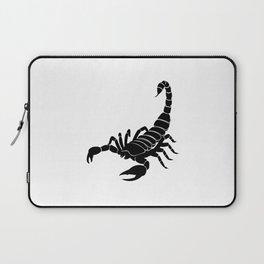 Scorpion Black Laptop Sleeve