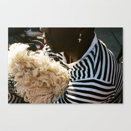 Camille Tanoh Canvas Print