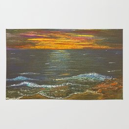 Sun Ripened Sand Rug