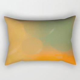 Color in Oil Rectangular Pillow
