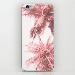 California Dreamin' in Pink iPhone Skin