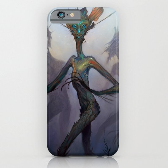 Twisted Wisp Eaters iPhone & iPod Case