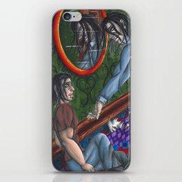 Distorted iPhone Skin