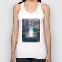 fault Tank Tops featuring It´s your fault by HappyMelvin